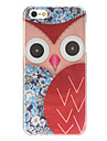 For iPhone 5 Case Shockproof Case Back Cover Case Owl Hard PC iPhone SE/5s/5