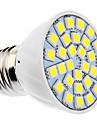 daiwl 디 밍이 가능한 E27 6w 30xsmd5050 400-500lm 5500-6500k 자연 하얀 빛이 자리 전구를 주도 (85-265V)