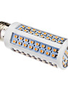 2800 lm E26/E27 LED Corn Lights T 112 leds SMD 3528 Warm White AC 220-240V