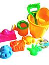 9PCS 어린이 비치 장난감 (색상 랜덤)