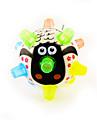 Play Music Dance Light-up Ball with Colorful Elastic Feet Cartoon Bird(Powered by 4 AA)