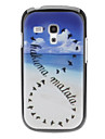Sky and Bird Pattern Hard Case for Samsung Galaxy S3 mini I8190