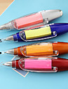 Pen Pen Ballpoint Pens Pen, Plastic Blue Ink Colors For School Supplies Office Supplies Pack of