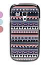 Policromada geométrica Hard Case Padrão para Samsung Galaxy S3 mini-I8190