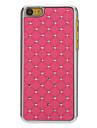 Матовый бриллиантовых звезд чехол для iPhone 5C (дополнительных цветов)