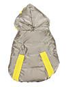 Симпатичные звезды Pattern теплое пальто для собак домашних животных (разные цвета, размеры)