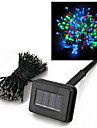 22M Solar Power 200 Multicolor LED Fairy String-Licht-Lampe Xmas Party Hochzeit Garten Decor