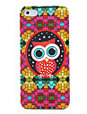 Cartoon Bird Back Case for iPhone 5/5S
