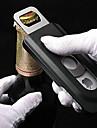 아이폰 5/5s/5g를위한 내부 스테인레스 스틸 (분류 된 색깔)를 가진 맥주 병 오프너 알루미늄 하드 케이스
