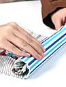 caja de lápiz de la raya para los niños