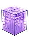Monnaie Maze Puzzle Game Box Prix caisse d'épargne au sein d'une boule (couleur aléatoire)