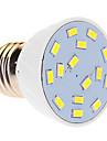 6W E26/E27 Точечное LED освещение 15 SMD 5630 480 lm Холодный белый AC 220-240 V