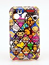 Animal Kingdom Cartoon Pattern Hard Case for Samsung GALAXY Y S5360
