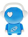 USB 8G Cartoon Doll Shaped Flash Drive