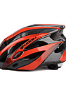 MOON Cycling Red+Black PC+EPS 25 Vents MTB Protective Helmet