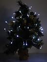 4M 3W 40 LED 210LM bande de lumière LED blanche lumière pour Décorations de Noël