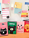 Cartoon Animal Pattern Folding Self-Stick Note