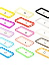 Solid Color TPU Soft Bumper Frame for iPhone 5/5S iPhone 5 Cases