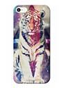 Padrão Star Tiger Hard Case para iPhone 5/5S
