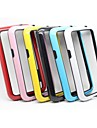 For Samsung Galaxy Case Shockproof Case Bumper Case Solid Color PC Samsung Win