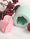 Mold Flower For Pie For Cookie For Cake Silicone Eco-friendly DIY Valentine\'s Day