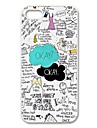 Il Fault In Our Stars modello rigido di plastica per iPhone 5/5S