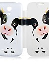 Dairy Cattle Leather Full Body Case for Samsung Galaxy S4 Mini I9190