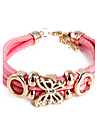 Leather Bracelet Fashion Multilayer Butterfly Wrap Bracelet