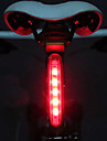 Bike Lights Safety Lights Rear Bike Light LED Cycling LED Light AAA Lumens Battery Cycling/Bike - MOON