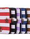 Pirate Double Color Rainbow Wallet Case for Samsung I9500 S4