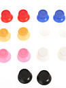 14pcs Colorful Rocker Cap Controlador PS4