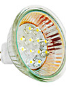 1W GU5.3(MR16) Точечное LED освещение MR16 12 Dip LED 40 lm Тёплый белый AC 110-130 V