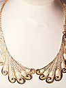 Fashion  (Wing) Gold Alloy Collar Necklace() (1 Pc)