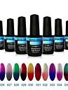 Polonya UV Jel Tırnak 0.015 1 UV Renkli Jel Klasik Uzun Ömürlü kapalı emmek Günlük UV Renkli Jel Klasik Yüksek kalite