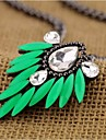 Women's Pendant Necklace Crystal Rhinestone Alloy Pendant Necklace , Wedding Party Daily Casual