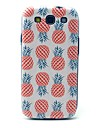 Pineapple Pattern Hard Case Cover for Samsung Galaxy S3 I9300