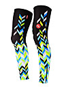 Leg Warmers/Knee Warmers Bike Breathable Ultraviolet Resistant Wearable Sunscreen Women\'s Black Blue Polyester