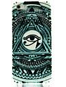 Футляр треугольников Глаза для iPhone4/4S