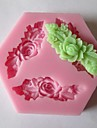 выпечке Mold Цветы Пироги Печенье Торты Силикон Экологичные Своими руками День Благодарения