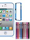 Metal Frame Bumper Case for iPhone 4/4S (Assorted Colors) iPhone Cases
