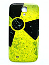 Radiation Pattern Thin Hard Case Cover for Samsung Galaxy S4 I9500