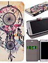 For iPhone 6 Case / iPhone 6 Plus Case Card Holder / with Stand / Flip Case Full Body Case Dream Catcher Hard PU LeatheriPhone 6s Plus/6