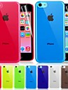 étui rigide de couleur unie ultra pour iPhone 5c (couleurs assorties)