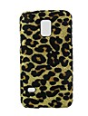 Leopard Print Design Pattern Hard Case for Samsung Galaxy S5 Mini