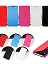 Full Body Cover PU Leather Case for Galaxy S5 9600 (Assorted Colors)