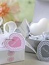 праздничные подарки мини в форме сердца форма мыла (случайный цвет)