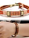 le bracelet de cuir de personnalité de la mode hommes