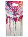 Oil Paint Aeolian Bells Transparent Pattern PC Hard Case for Sony Xperia M2 S50h