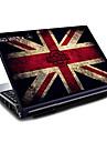 "Британия флаг союз наклейка Джек Pattern ноутбука Защитная пленка для 15,6 """