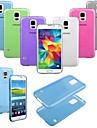 vormor® ультра тонкий матовый корпус для Samsung Galaxy S5 9600 (ассорти цветов)